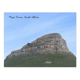 Carte Postale Cape Town, Afrique du Sud