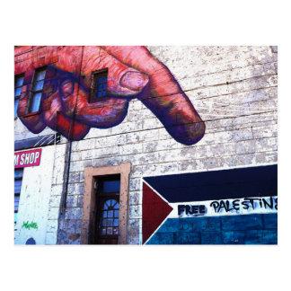 Carte Postale Cape Town : Liberté