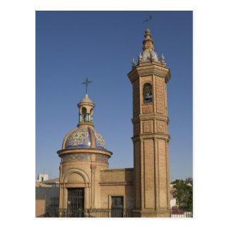 Carte Postale Capilla del Carmen, Séville, Espagne