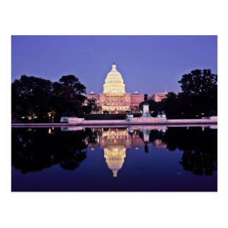 Carte Postale Capitol des Etats-Unis