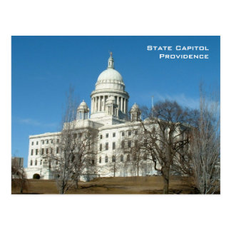 Carte Postale Capitol d'état