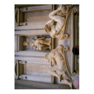 Carte Postale Cappelle récapitulative Medicee (chapelles de