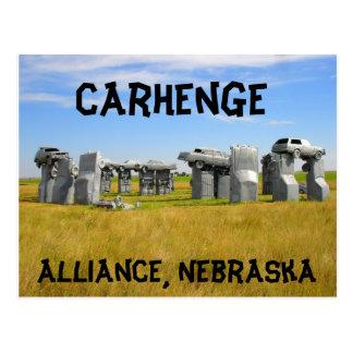 Carte Postale Carhenge