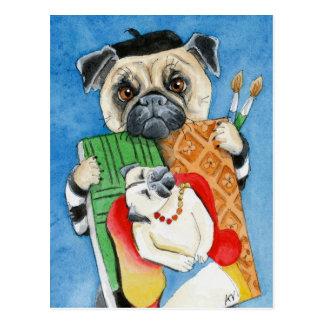 Carte Postale Carlin-casso de Pablo