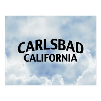 Carte Postale Carlsbad la Californie