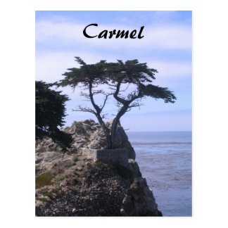Carte Postale Carmel