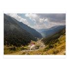 Carte Postale Carpathian mountains