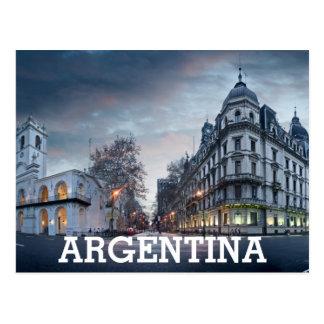 Carte Postale Carré de Plaza de Mayo