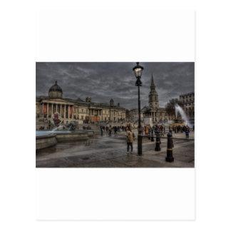 Carte Postale Carré de Trafalgar