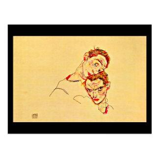 Carte Postale Carte-Classique/Cru-Egon Schiele 20