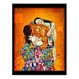 Carte Postale Carte-Classique/Cru-Gustav Klimt 13