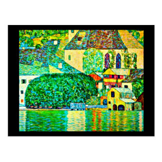 Carte Postale Carte-Classique/Cru-Gustav Klimt 14