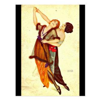 Carte Postale Carte-Classique/Cru-Raphael Kirchner 1