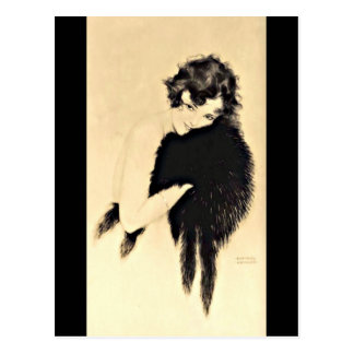Carte Postale Carte-Classique/Cru-Raphael Kirchner 44