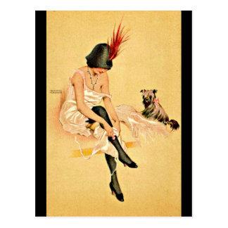 Carte Postale Carte-Classique/Cru-Raphael Kirchner 5