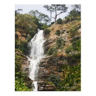 Carte Postale Cascades de Kpalime. Le Togo central, Afrique de