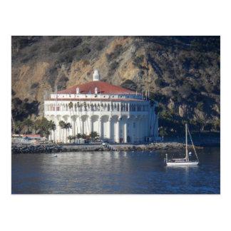Carte Postale Casino de Catalina