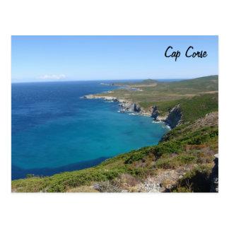 Carte Postale Casquette Corse