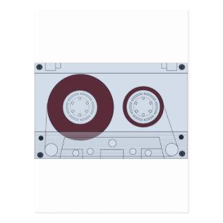 Carte Postale Cassette