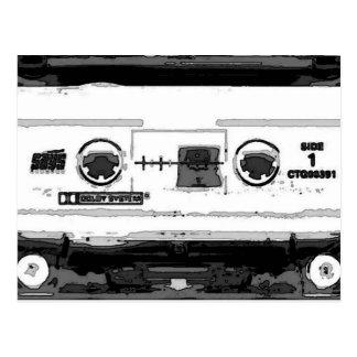 Carte Postale Cassette d'art de bruit