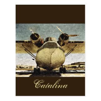 Carte Postale Catalina 1942