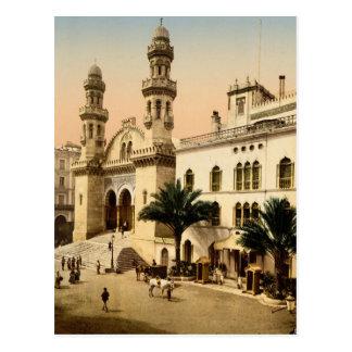 Carte Postale Cathédrale Alger Algérie