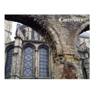 Carte Postale Cathédrale - Cantorbéry