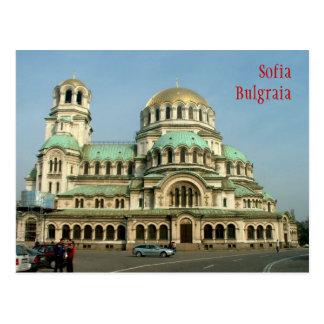 Carte Postale Cathédrale d'Aleksander Nevsky