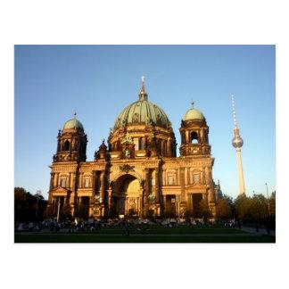 Carte Postale Cathédrale de Berlin