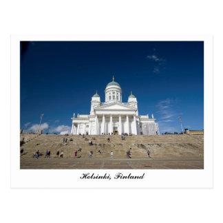 Carte Postale Cathédrale de Helsinki