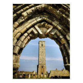 Carte Postale Cathédrale de Saint Andrews
