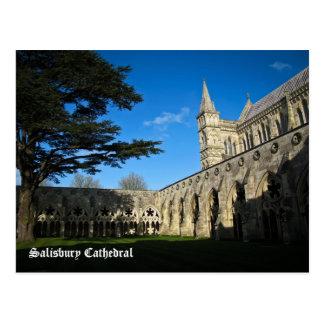 Carte Postale Cathédrale de Salisbury