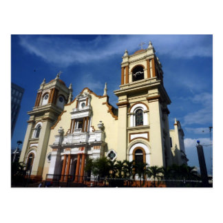 Carte Postale cathédrale de San Pedro
