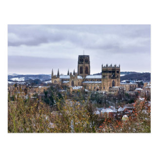 Carte Postale Cathédrale et château de Durham