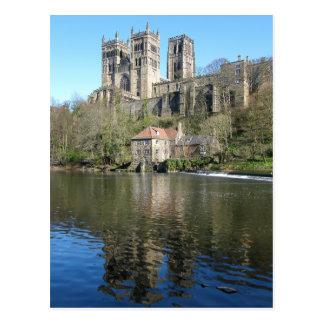 Carte Postale Cathédrale et moulin de Durham