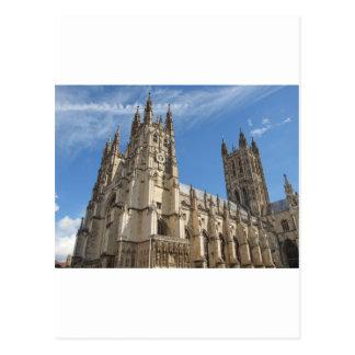 Carte Postale Cathédrale Kent Angleterre de Cantorbéry