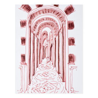 Carte Postale Cathédrale | Marseille, France de Marseille