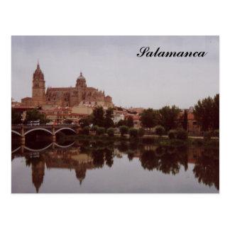 Carte Postale Cathédrale - Salamanque