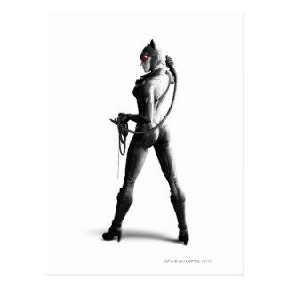 Carte Postale Catwoman