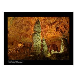 Carte Postale Cavernes de Carlsbad