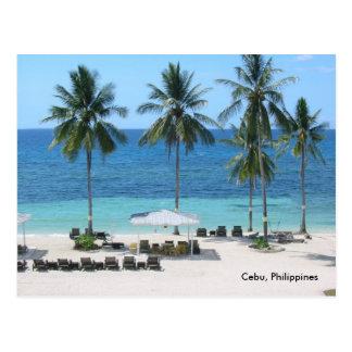 Carte Postale Cebu, Philippines