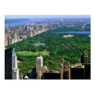 Carte Postale Central Park
