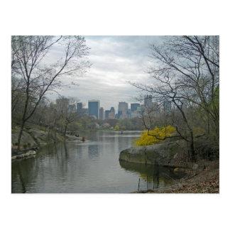 Carte Postale Central Park 004