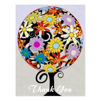 Carte Postale Cercle de Merci de l'amour