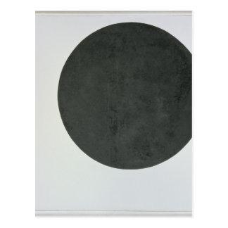 Carte Postale Cercle noir, c.1923
