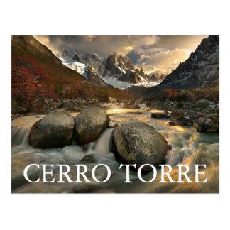 Carte Postale Cerro Torre