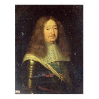 Carte Postale Cesar de Bourbon Duc de Vendome et Beaufort