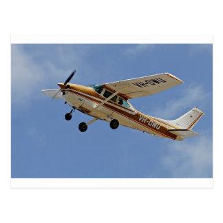 Carte Postale Cessna