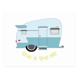 Carte Postale C'est la vie