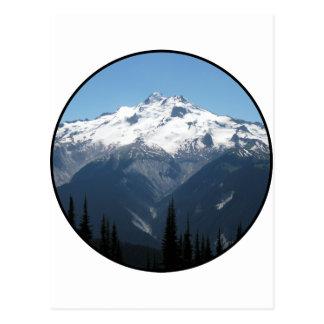 Carte Postale Chaîne de montagne